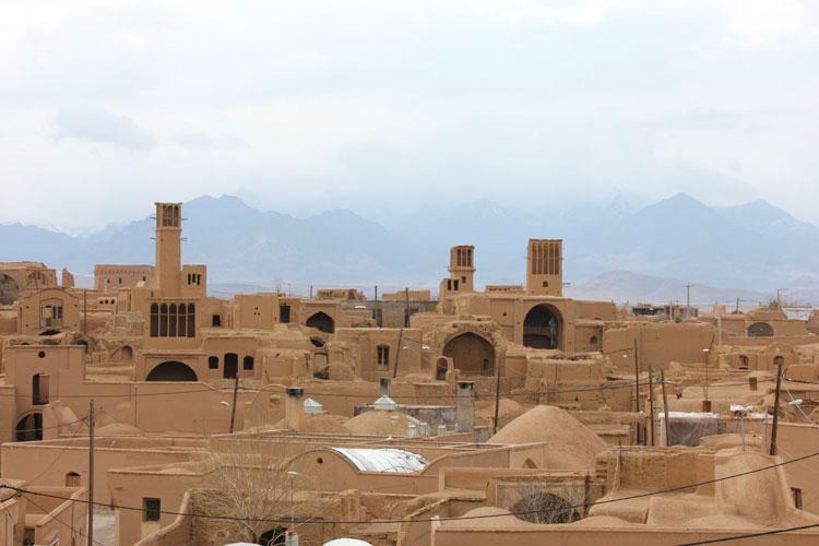 سفر به عقدا قدیمیترین روستای اردکان ؛ دیار خشت و انار