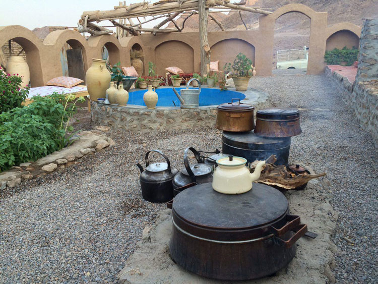 رستوران عمه رباب
