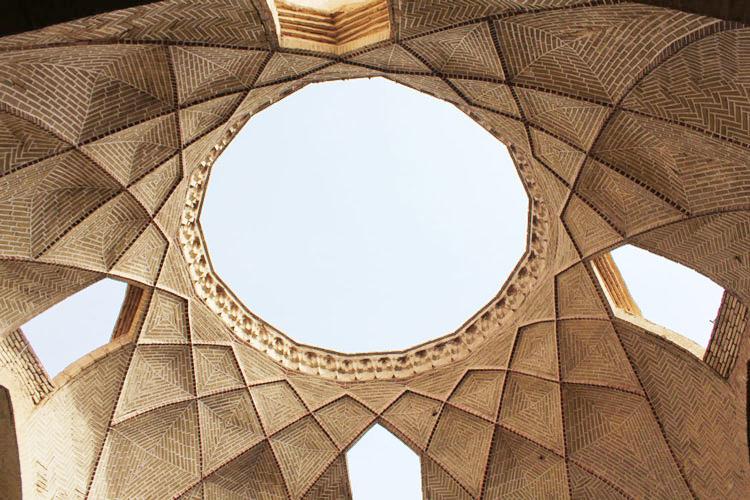 چهارسوق بانک شاهی یزد