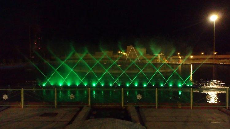 پارک بزرگ شهر یزد