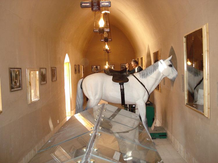 موزه پست (چاپارخانه) میبد