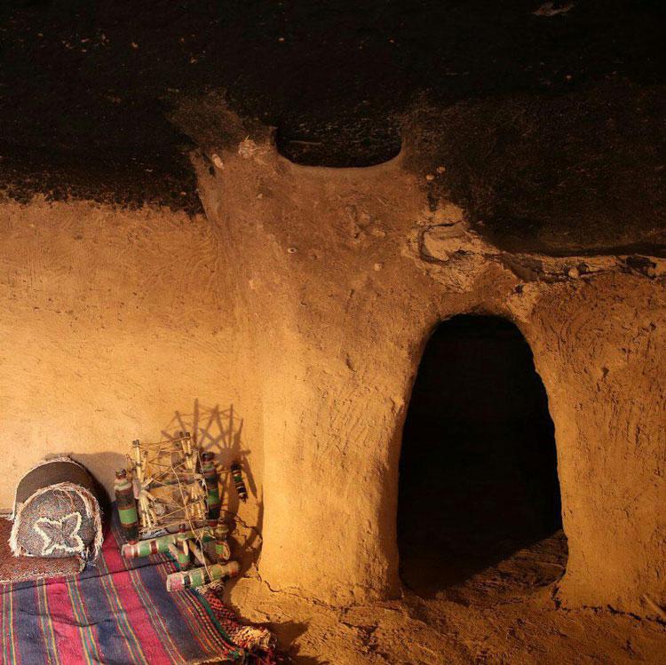 روستای ده عروس بهاباد
