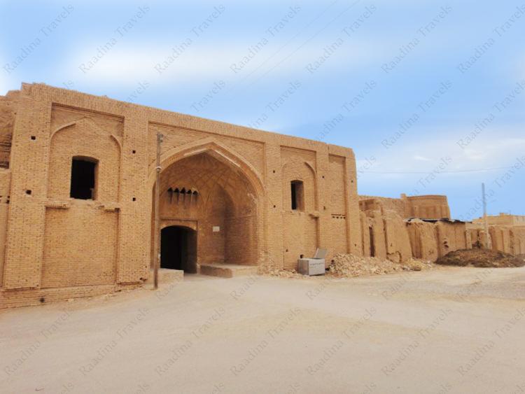 قلعه ابراهیم آباد اشکذر