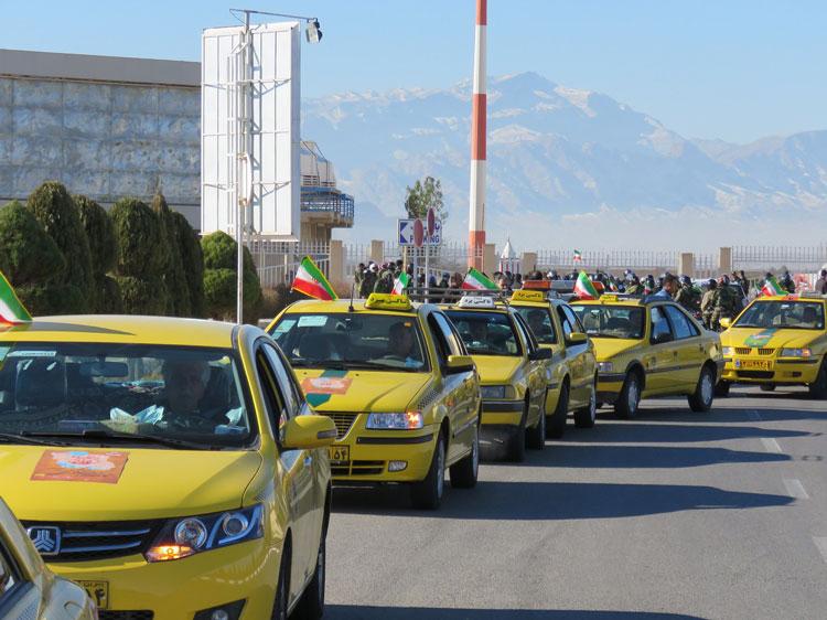 حمل و نقل عمومی در یزد