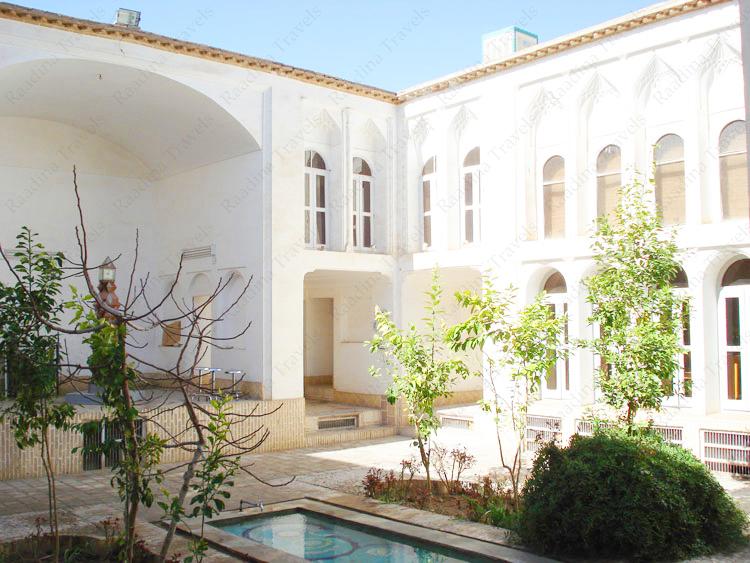 خانه های تاریخی شهر کویری یزد