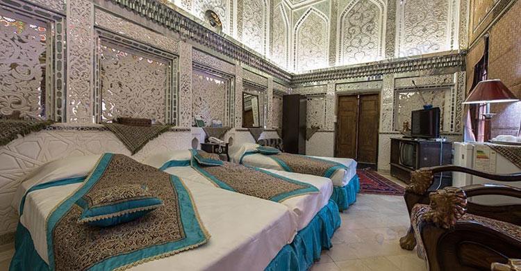 خانه ملک التجار (هتل آنتیک ملک التجار)