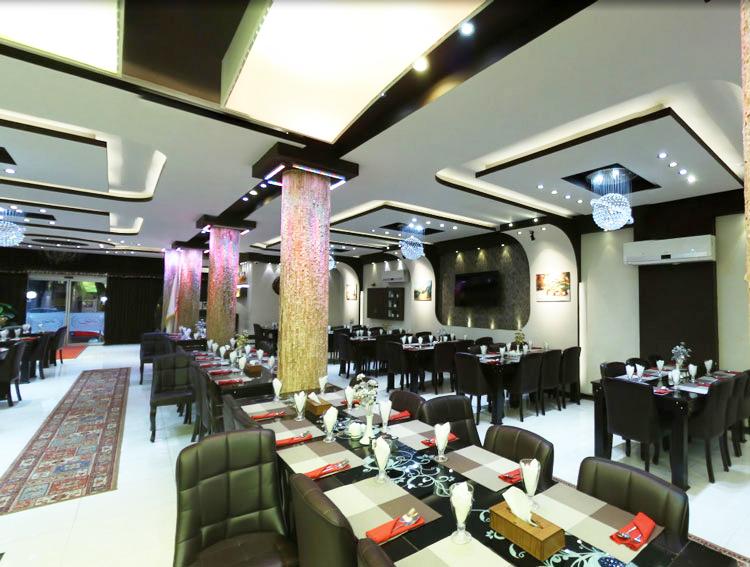 رستوران ملل یزد
