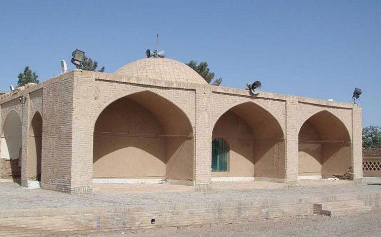 آرامگاه ملا عبدالله بهابادی
