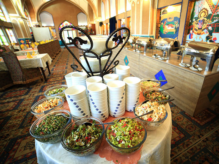 هتل باغ مشیرالممالک یزد