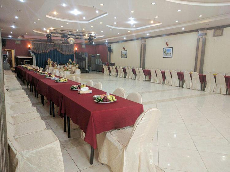 تالار پذیرایی هتل پارسیان