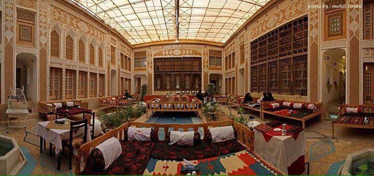 خانه ملک التجار ( هتل آنتیک ملک التجار )