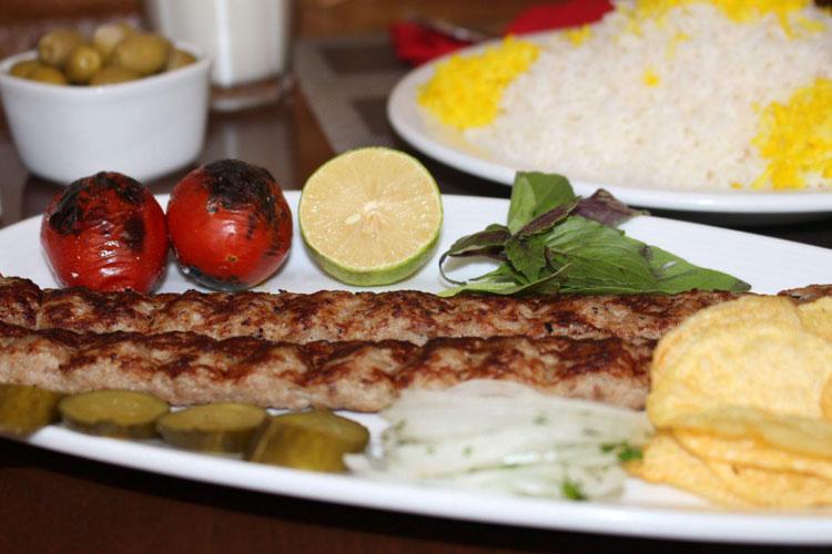 رستوران زرین یزد