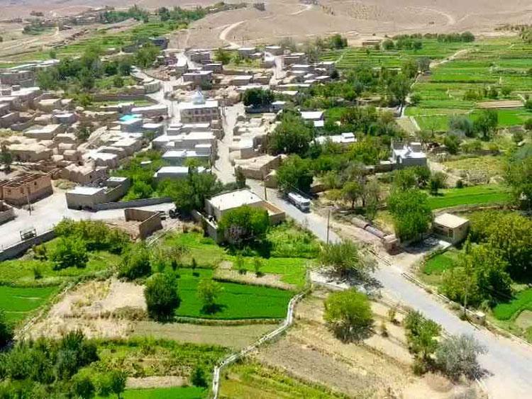 روستای آسفیج بهاباد