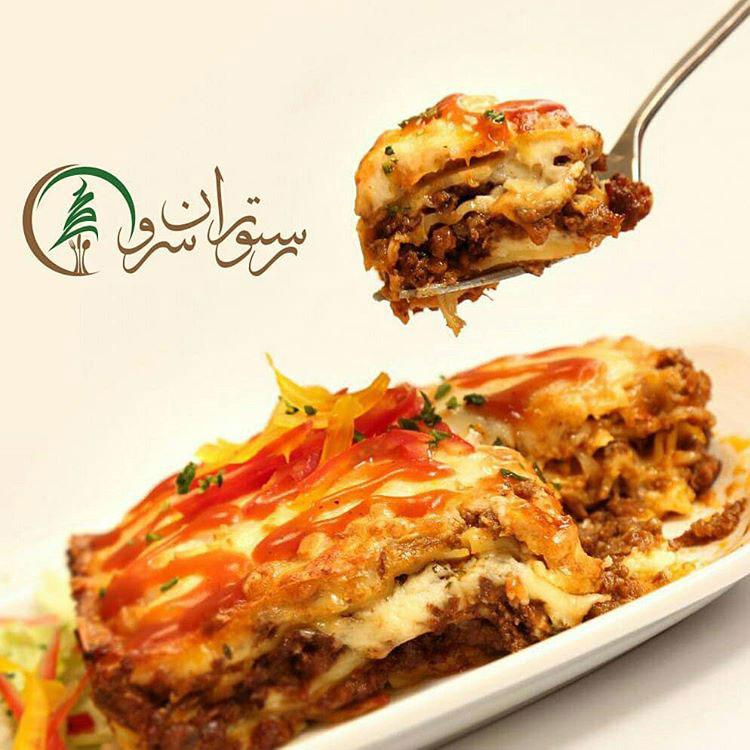 رستوران سرو یزد