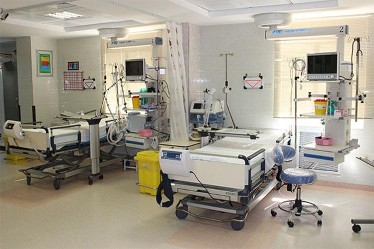 بیمارستان تخصصی و فوق تخصصی سیدالشهدا یزد