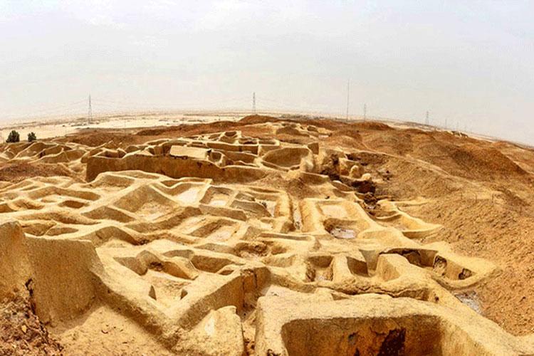 شهر سوخته ، زابل ، کشف ، گورهای باستانی
