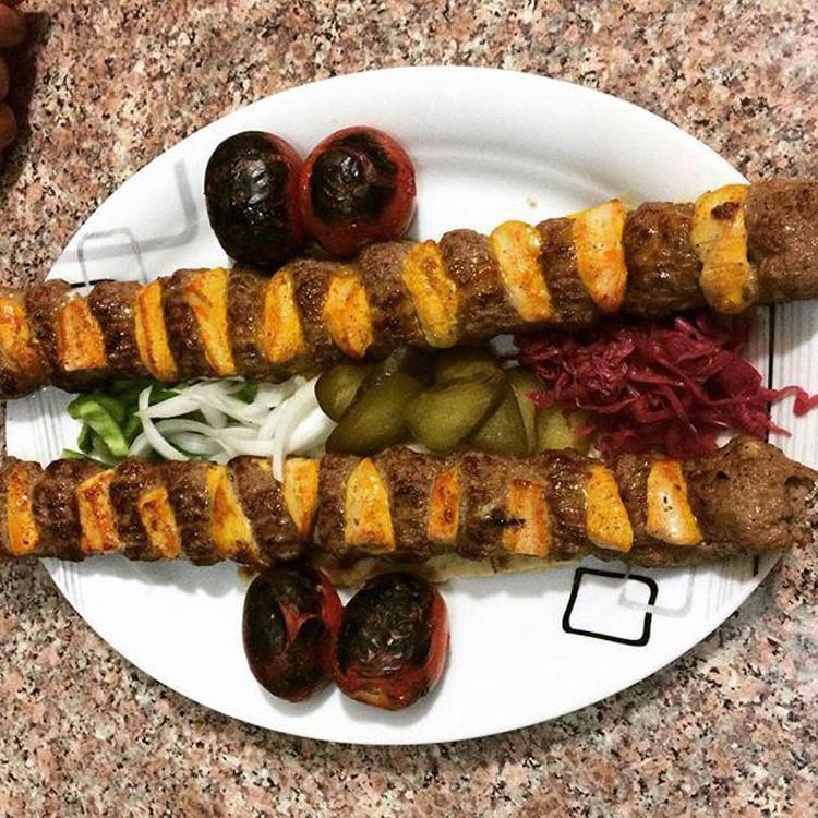 رستوران شانار یزد