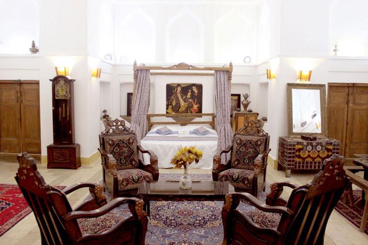 خانه تهرانیها ( هتل موزه فهادان )