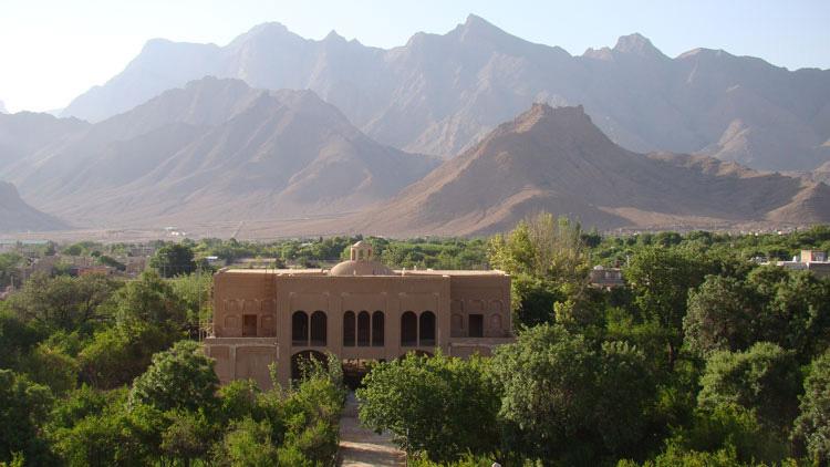 باغ علی  نقی خان تفت