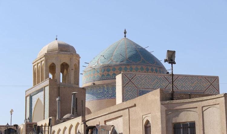 مسجد امیرچخماق یزد ( مسجد جامع نو )