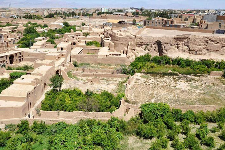 Old City of Meybod