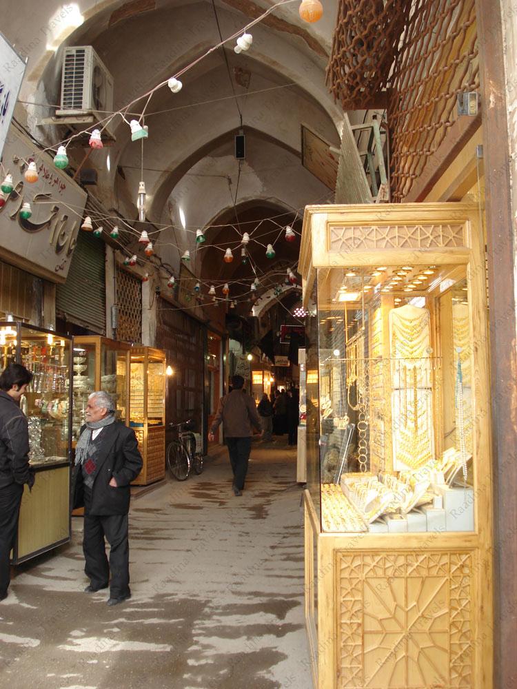 بازارهای قدیمی یزد