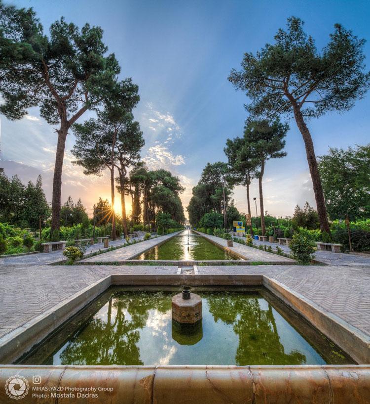 Dolat Abad Garden ( Bagh-e Dolat Abad )