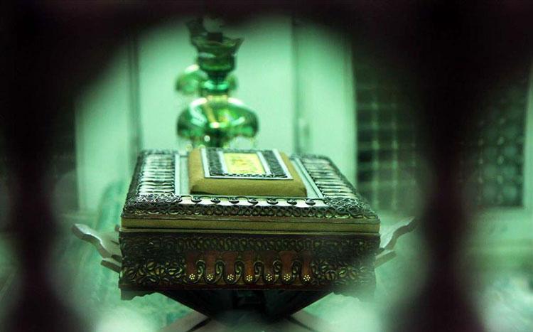 قبر امامزاده سید جعفر یزد