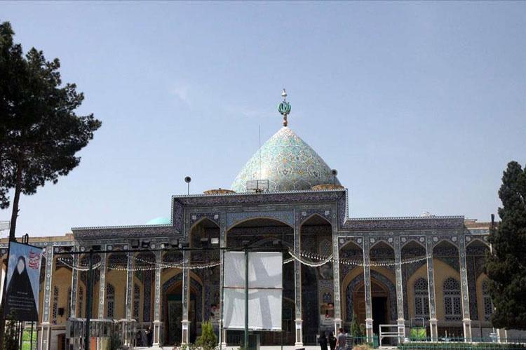 بارگاه و گنبد امامزاده سید جعفر یزد