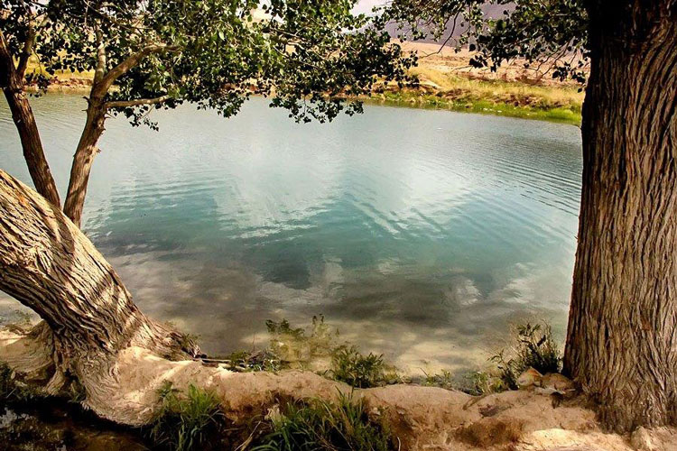 چشمه غربالبیز مهریز