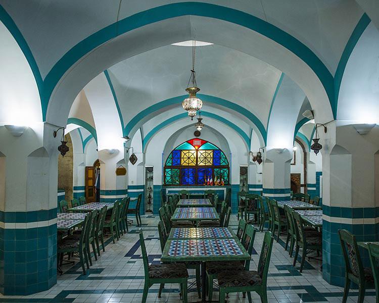 مجموعه خان یزد ( بازار خان ، حمام خان ، میدان خان )