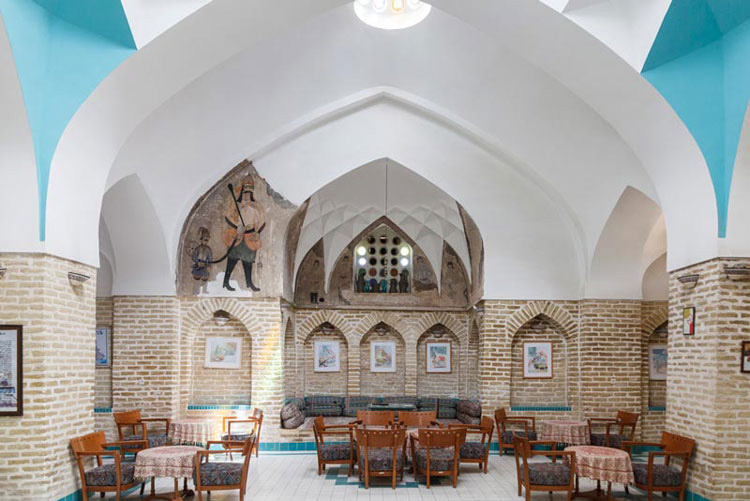 Hammam-e Khan Traditional Restaurant