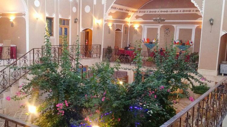 هتل ها و اقامتگاه های ارزان یزد
