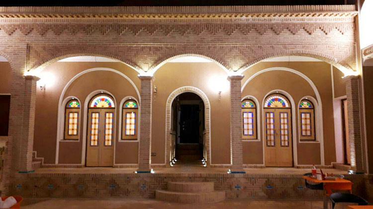 هتل پارس یزد