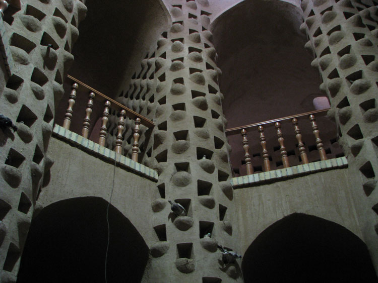 Meybod Pigeon Tower