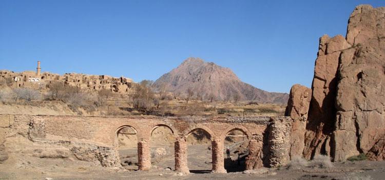 پل خرانق یزد