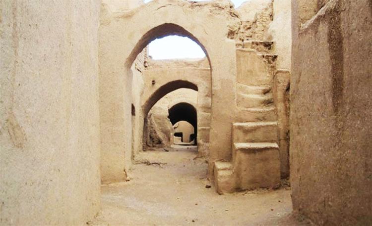 روستای باستانی خویدک