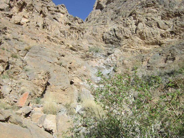 کوه خرانق