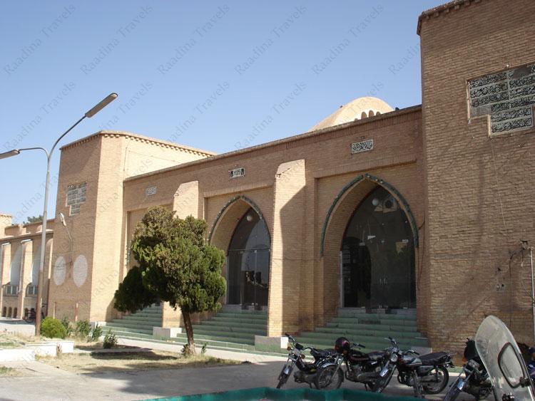 دبیرستان ایرانشهر