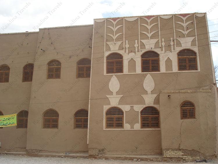 حسینیه ارشاد مهرپادین مهریز