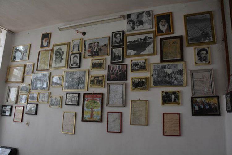 عکس ها و اسناد موزه مردم شناسی میبد