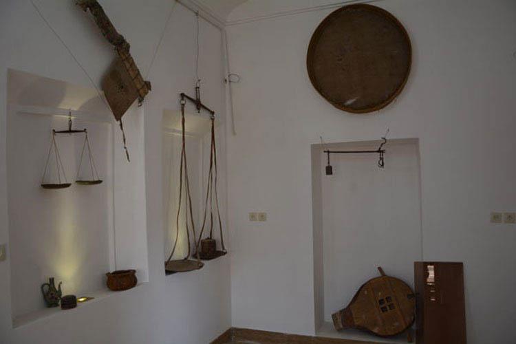 گنجینه های تاریخی موزه مردم شناسی میبد