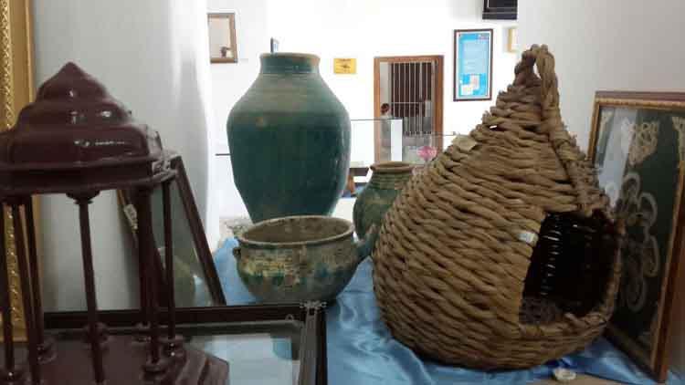 موزه مردم شناسی تفت