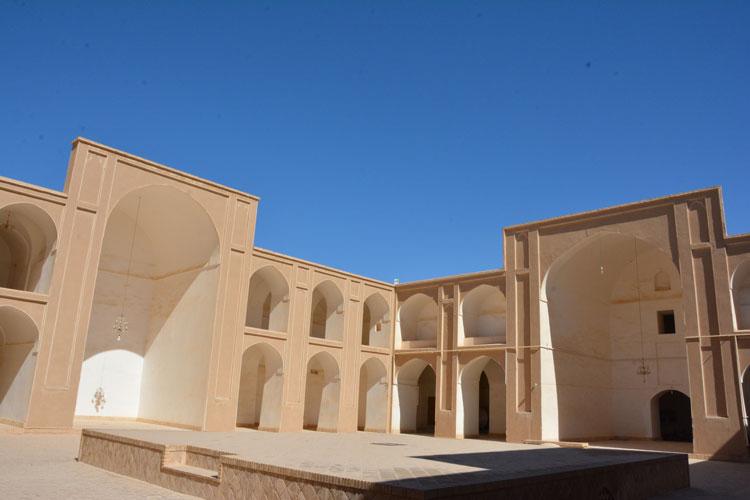 مسجد جامع ابر کوه