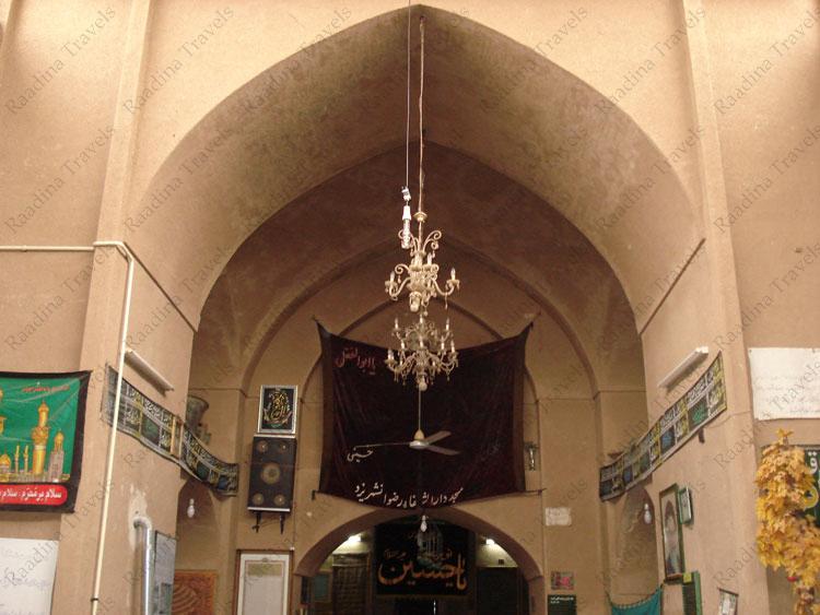 مسجد ریگ رضوانشهر