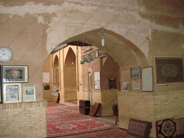Rig Mosqe in Rezvanshahr