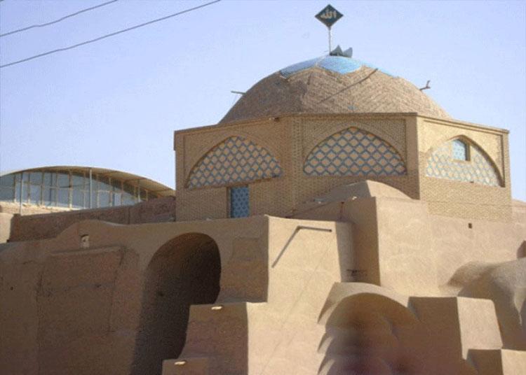 اتمام مرمت بافت میبد، پیرامون شارستان تا مسجد جامع