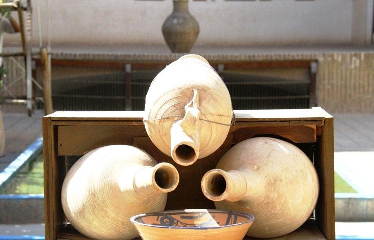 موزه آب یزد (خانه کلاهدوزها)