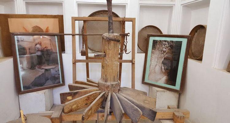 موزه آب،خانه کلاهدوزها