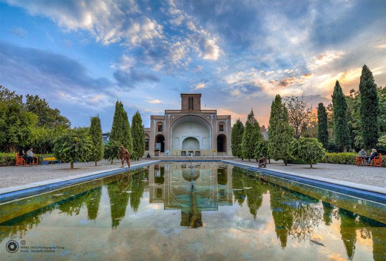 بوستان ناجی یزد